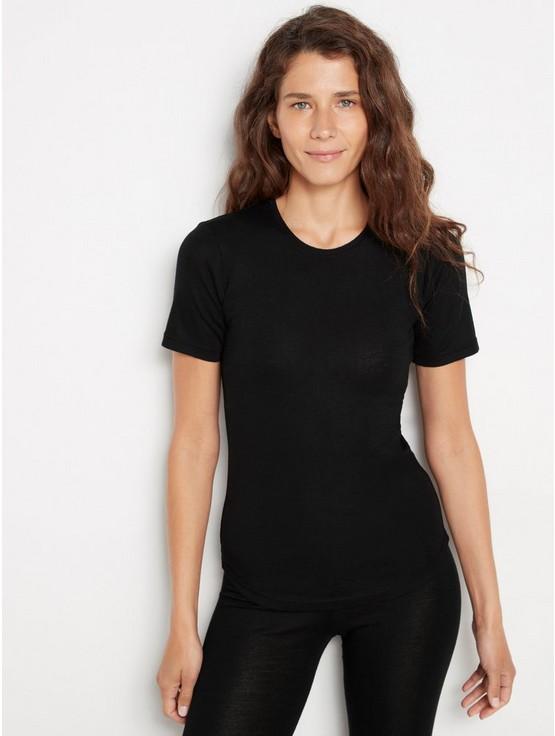 T-shirt i merinoull