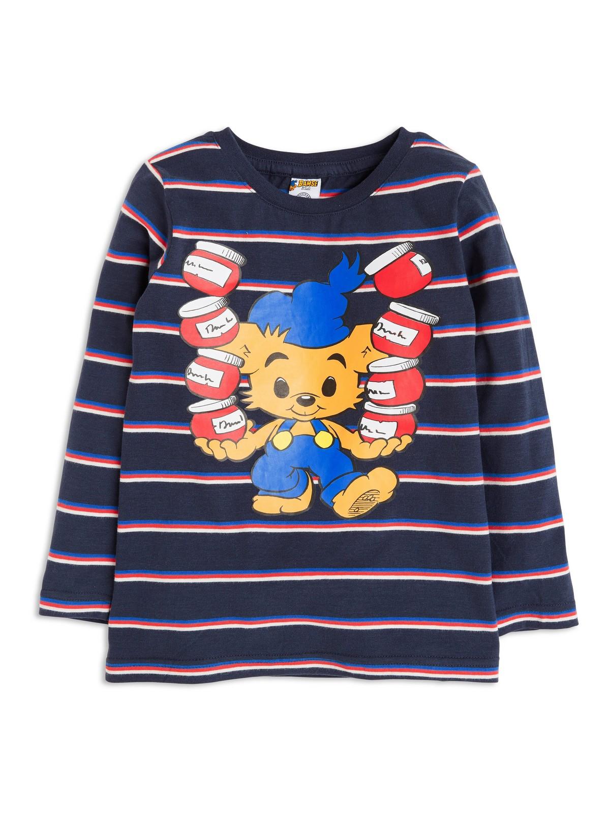 T skjorte med Bamse trykk | Lindex