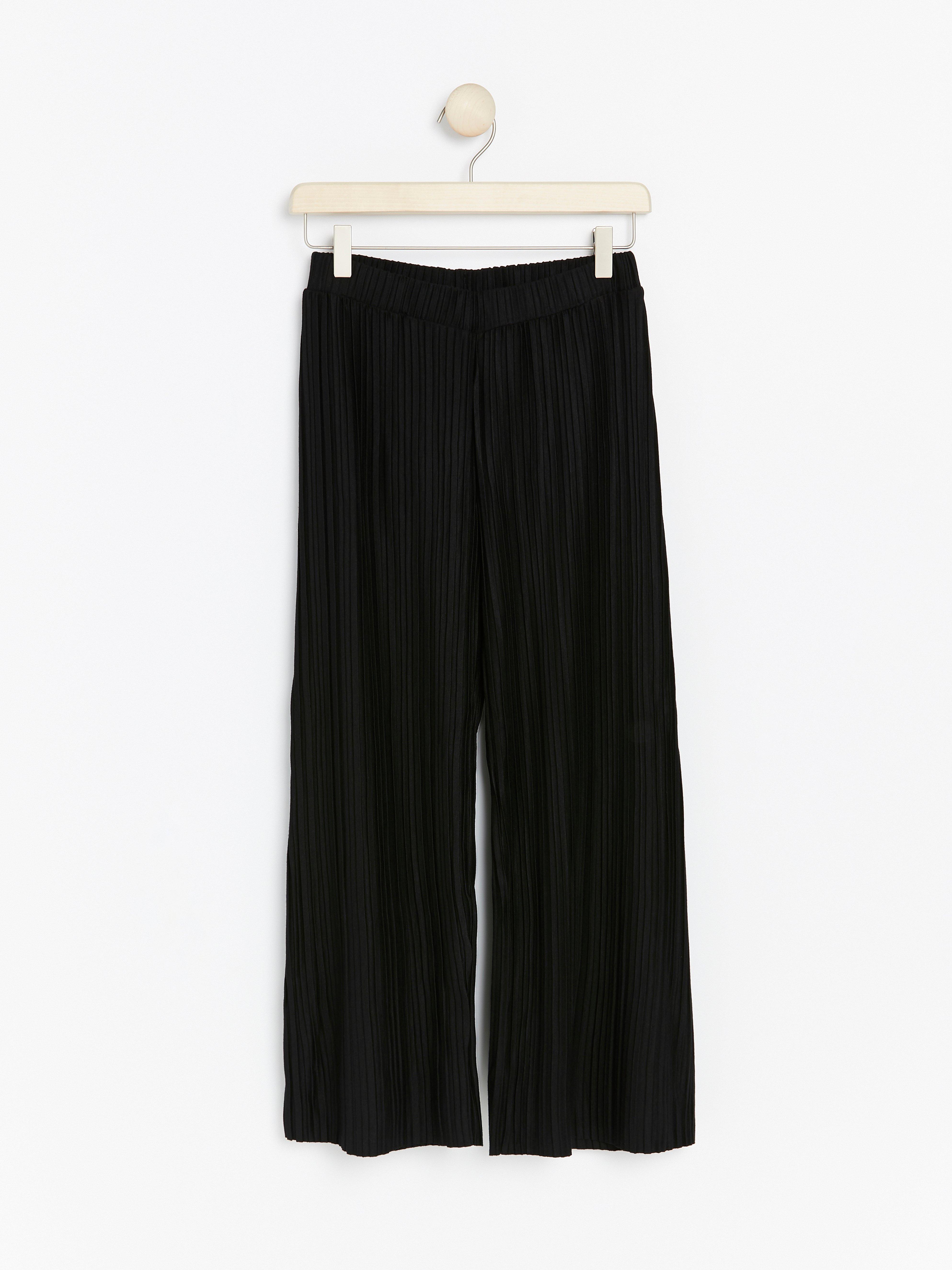 Laskostetut housut