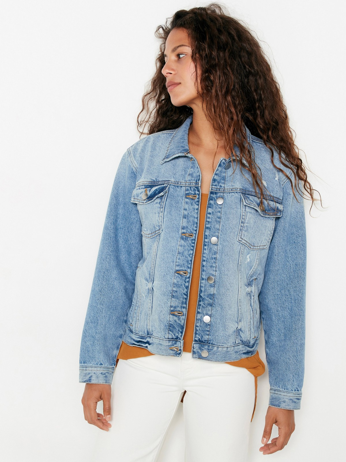 Köp Jeansjackor från Lindex för Kvinna Online   FASHIOLA.se
