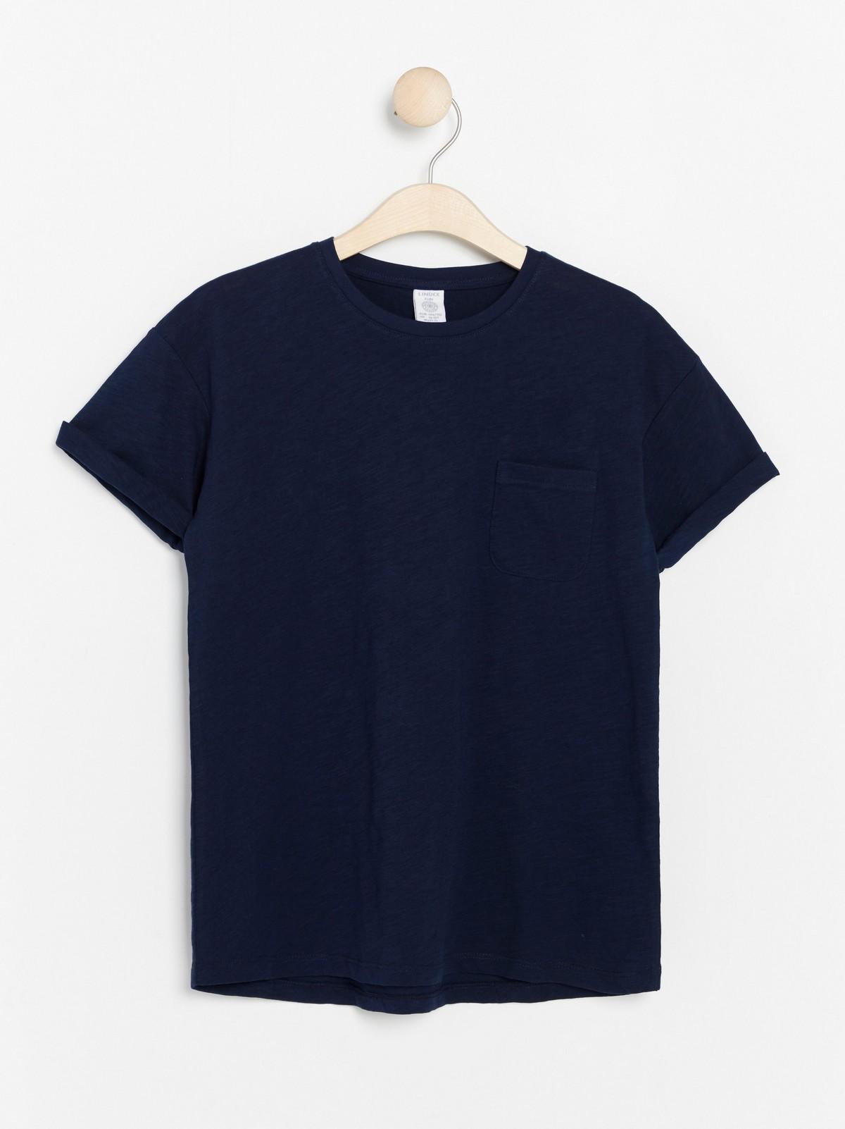 T skjorte med ekstra lang passform   Lindex