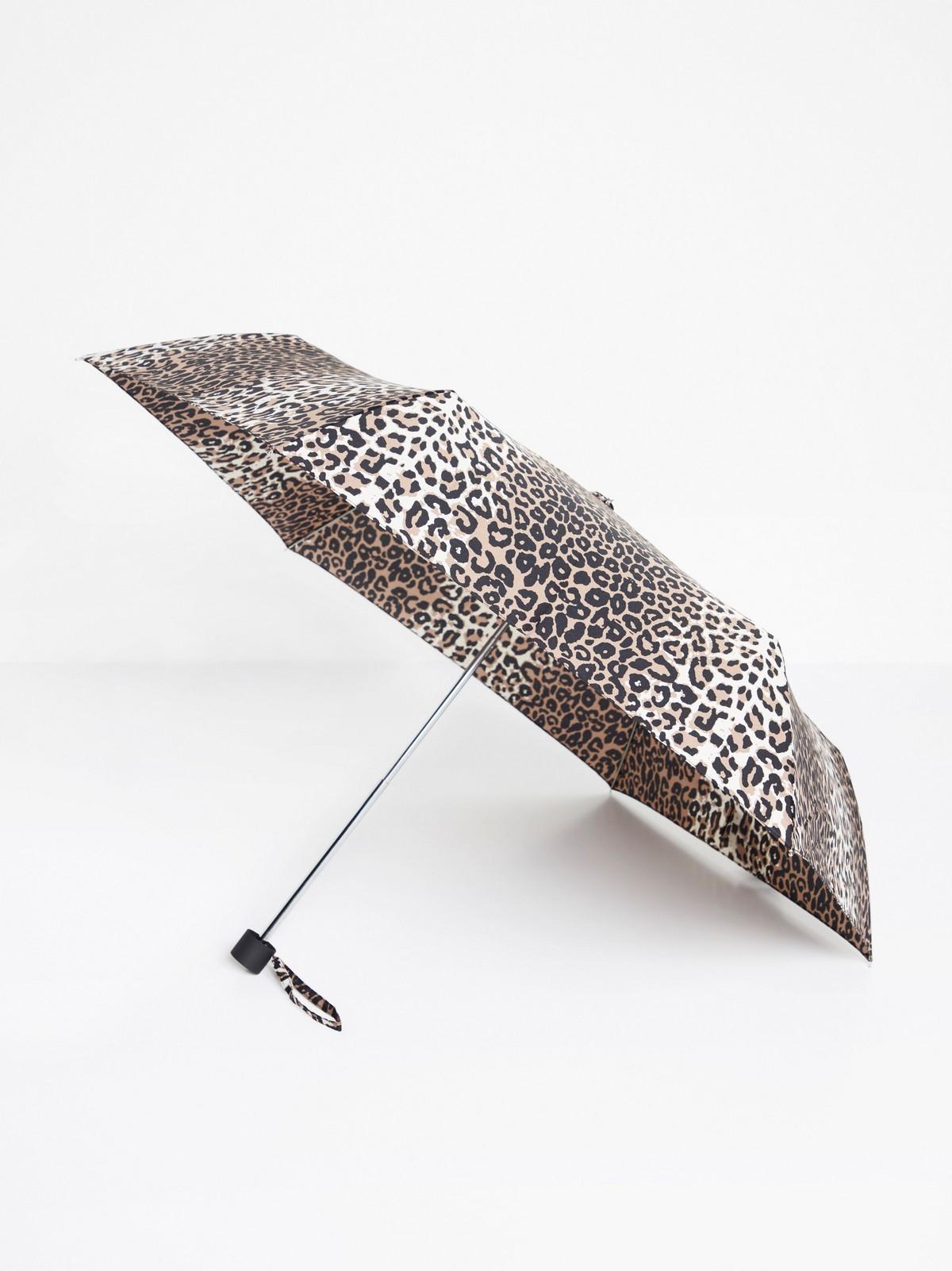 Leo Patterned Umbrella Lindex Europe