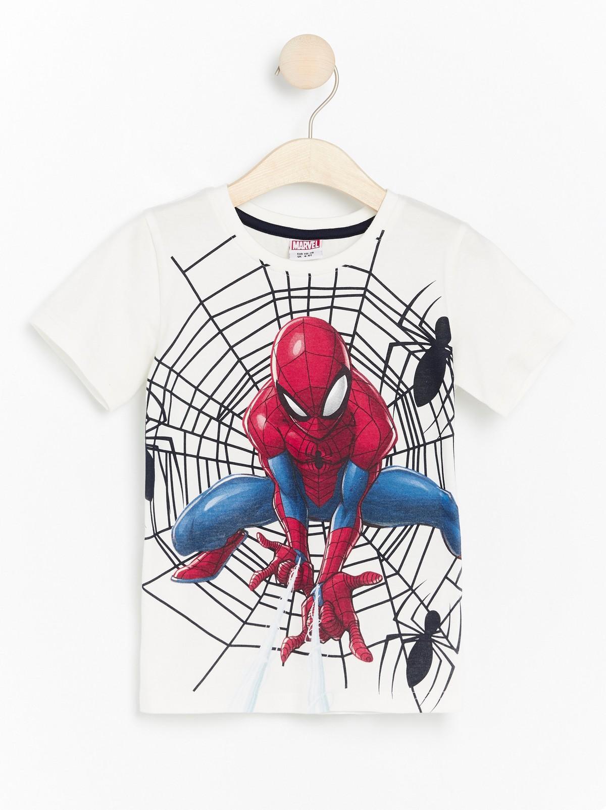 T skjorte med Spider Man trykk | Lindex