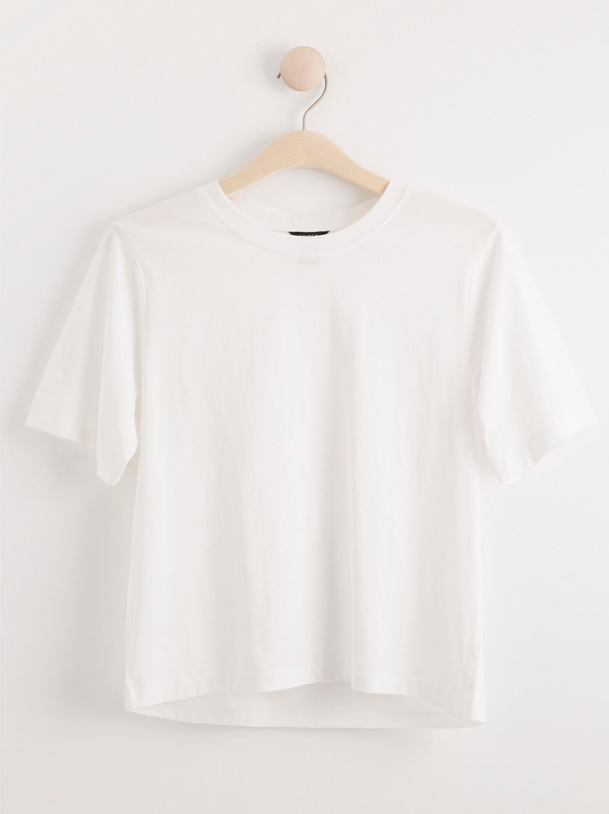 t skjorte bomull