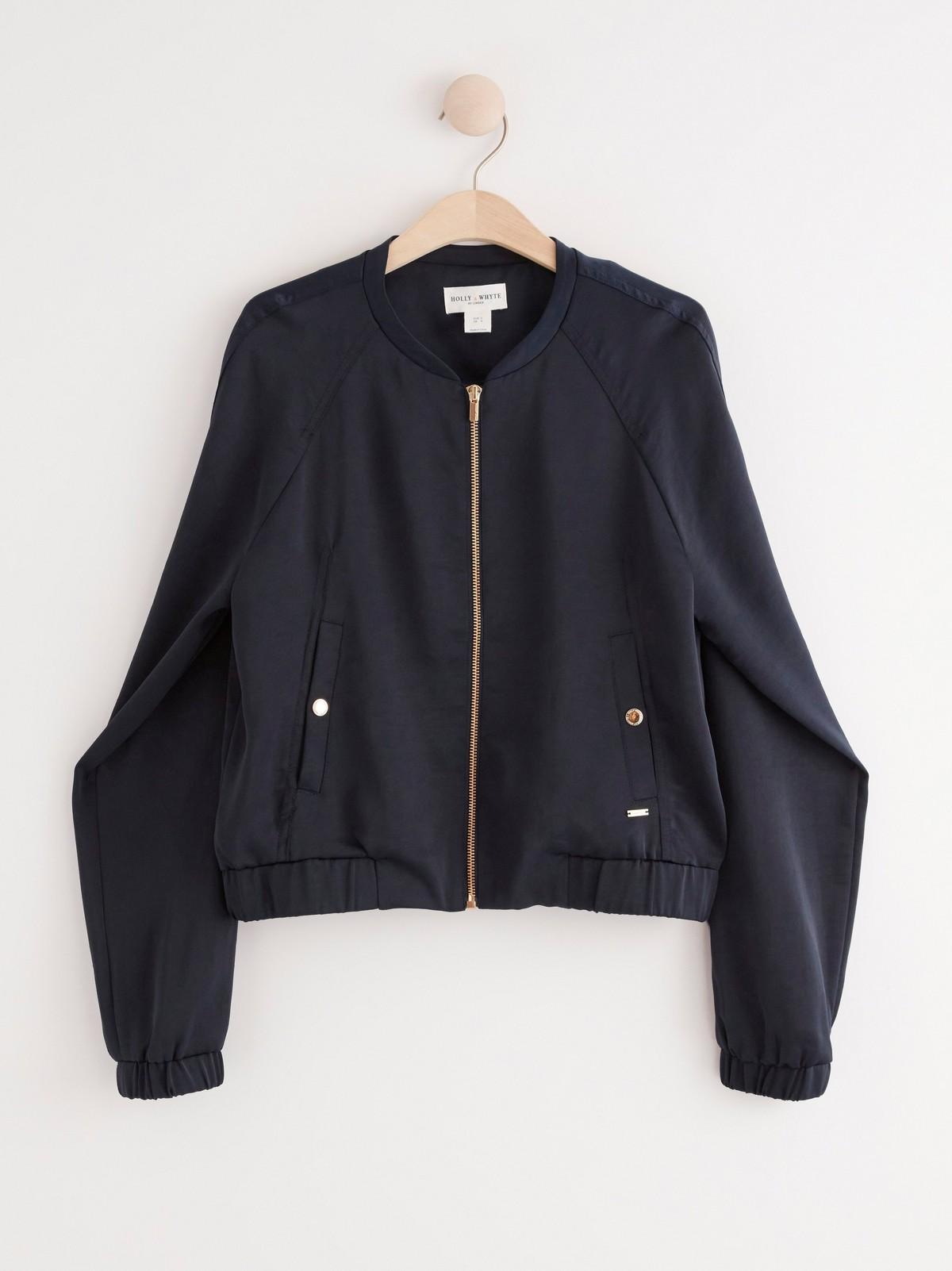 Marineblå jakke | Fransa | Regnjakker | Miinto.no
