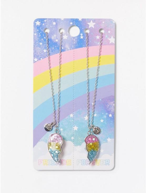 halsband dam glitter