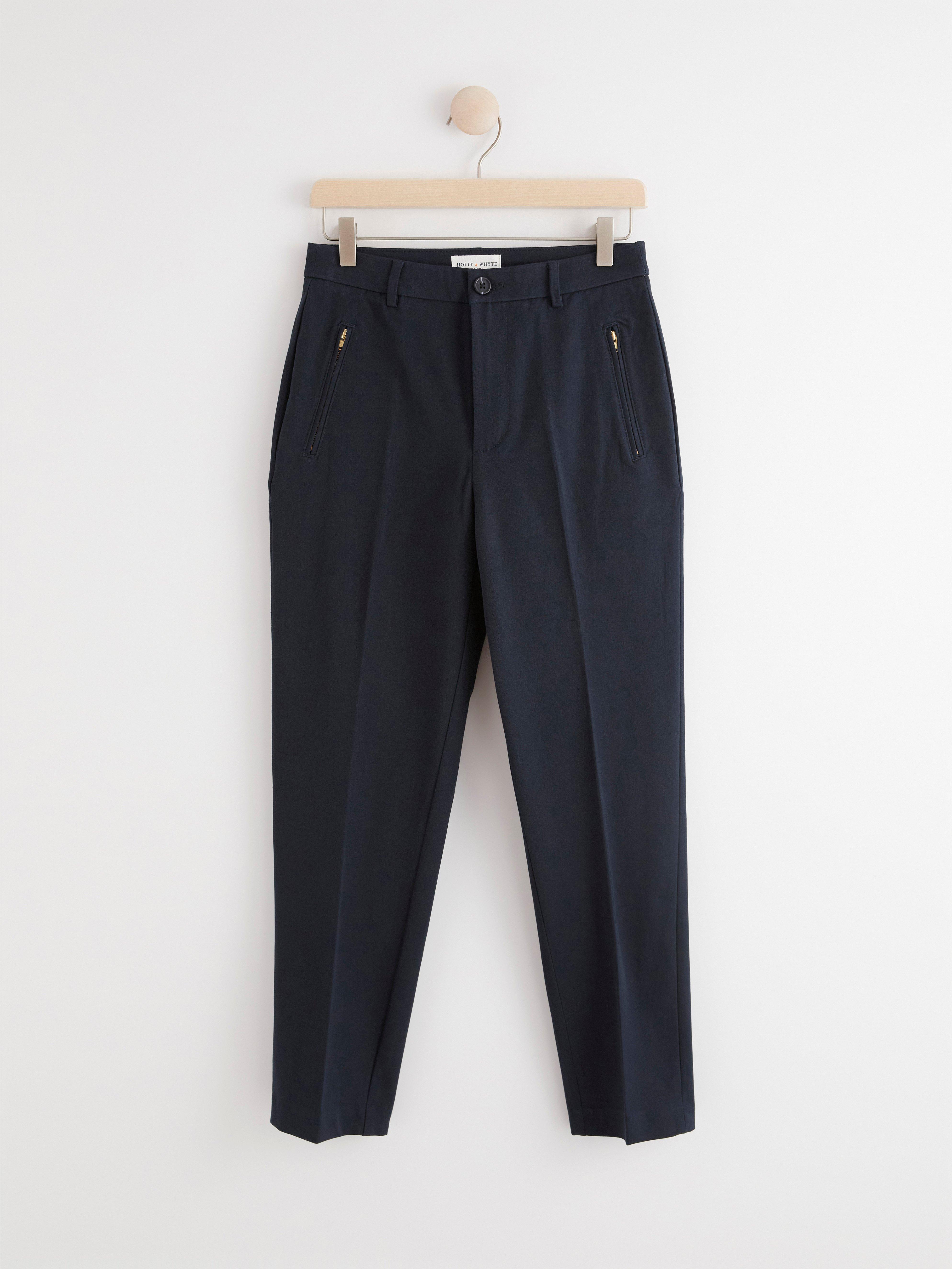 POLLY korkeavyötäröiset housut