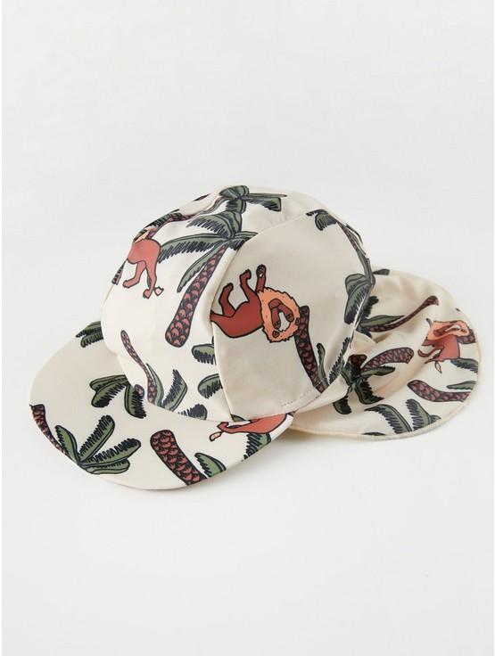 UV-hatt UPF 50+ med lejon