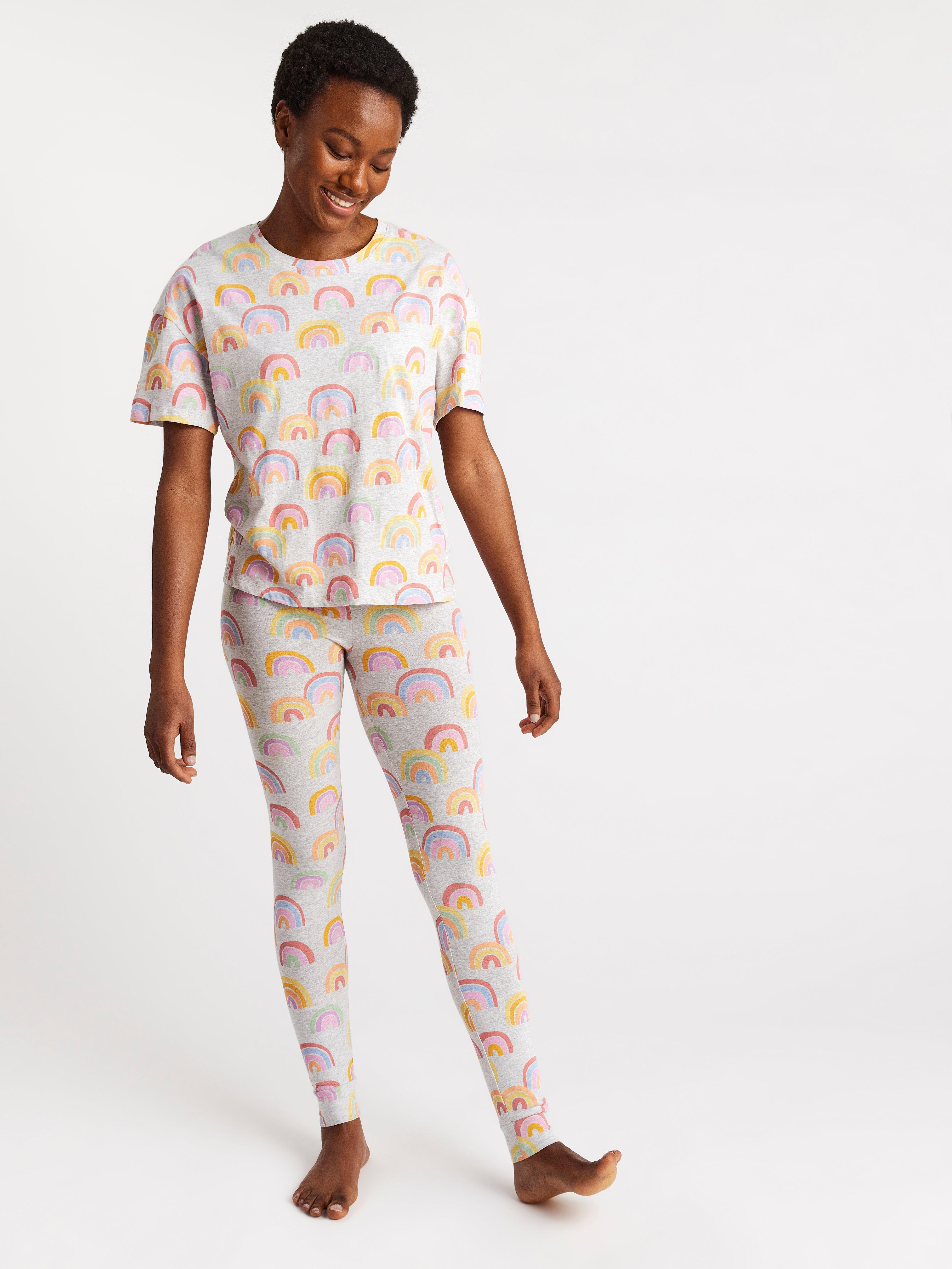 Pyjamasset med leggings