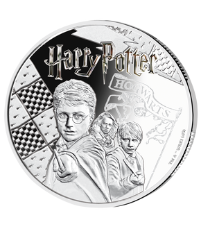 "Gedenkausgabe ""Harry Potter"""