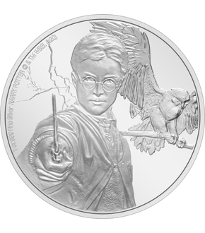 "Niue 2020 - Silbermünze <br> ""Harry Potter"""
