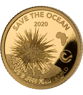 "6er-Set Ocean""s Pride - Save the Ocean ""Africa Edition"""