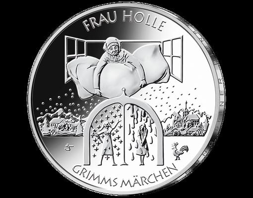 Münzen 2021