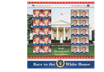 20er-Briefmarkenblock Hillary Clinton und Donald Trump