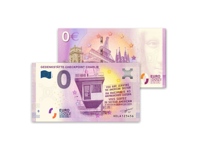 Billet 0 € « Checkpoint Charlie »