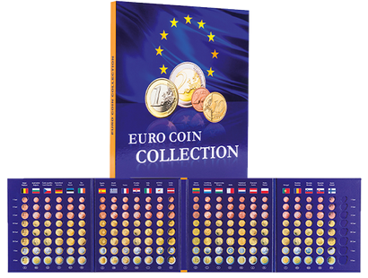 Münzalbum PRESSO Euro Coin Collection