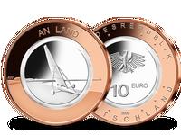 10-Euro-Münze 2020, Prz. A – Polierte Platte