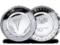 Neue deutsche 10-Euro-Münze 2019