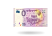 1 Stück 0-Euro-Banknote ''Happy Birthday''