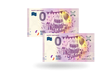 5er-Set 0-Euro-Scheine ''Happy Birthday'' (9,25 € pro Schein)