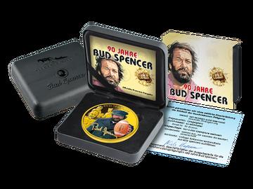90 Jahre Bud Spencer GOLD-Edition – Offizielle Premium-Ausgabe