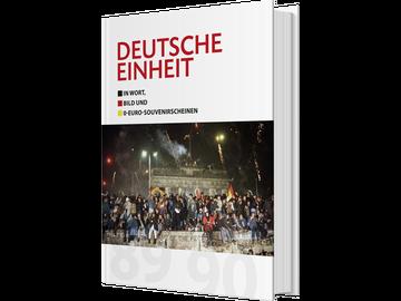 Gratis-Buch: Deutsche Einheit in Wort, Bild und 0-Euro-Souvenirscheinen