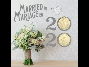 Kanada 2020 Kursmünzen