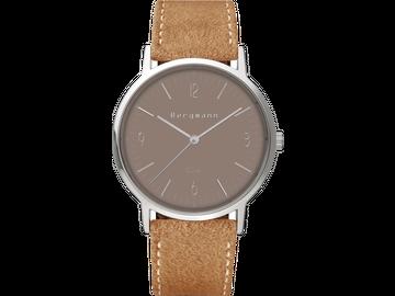 Die Bergmann-Armbanduhr