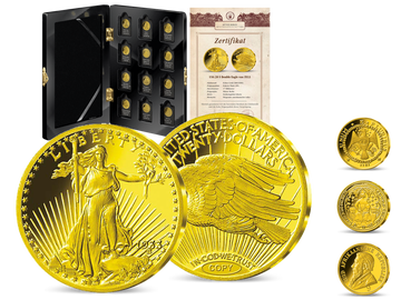 Die teuerste Münze der Welt