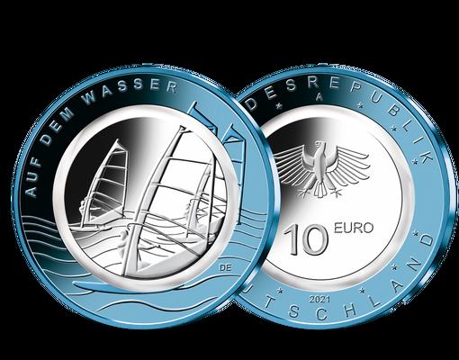 10 Euro MГјnze 2021