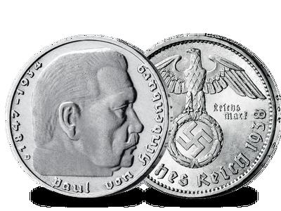 Die letzte 5 Reichsmark Münze