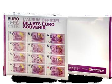 LEUCHTTURM Sammelalbum für 0-Euro-Souvenirscheine