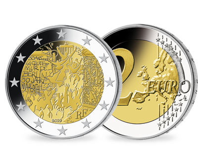 Die 2-Euro-Gedenkmünze