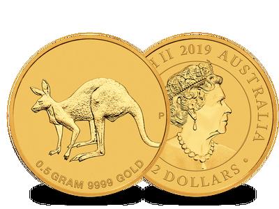 Australien 2019 'Mini Känguru'