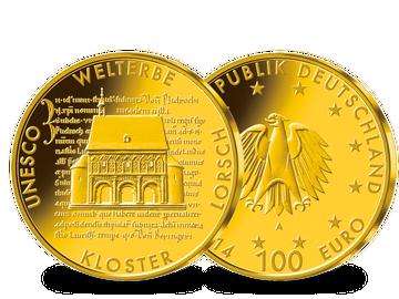 100 Euro Goldmünze 2014