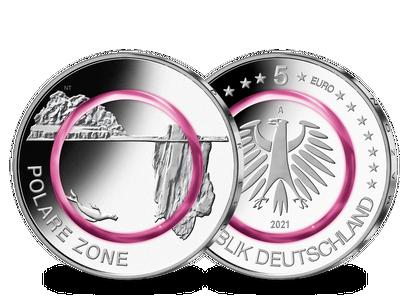 5-Euro-Münze 2021
