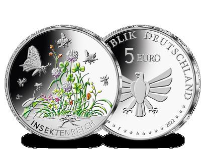 Die 5-Euro-Münze 2022
