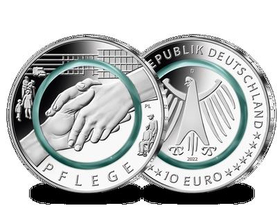 Die 10-Euro-Gedenkmünze 2022
