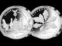 Silber-Quadriga 2021 1 Unze