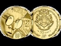 Frankreich 2021 - Offizielle 50 Euro-Gold-Gedenkmünze