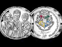 Frankreich 2021 - Offizielle 50 Euro-Silber-Gedenkmünze