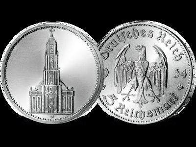 5-Reichsmark-Münze mit Motiv