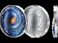 Österreich 2021: Silbermünze