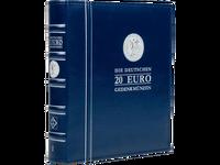 Album 'Deutsche 20-Euro-Gedenkmünzen' Band 1