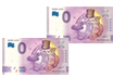 5er-Set 0-Euro-Scheine ''Good Luck'' (9,25 € pro Schein)