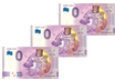 10er-Set 0-Euro-Scheine ''Good Luck'' (8,45 € pro Schein)