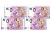 20er-Set 0-Euro-Scheine ''Good Luck'' (7,95 € pro Schein)