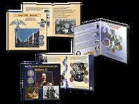 3er-Set Kursmünzensätze 'Das Geld der deutschen Geschichte'