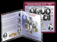 6er-Set Weimarer Republik