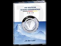 Bundesrepublik, In der Luft, 10 Euro, 2019 J, st